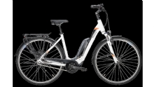 "PegasusPremio E8F Sport E-Bike 28"" Weiß 8-Gang Modell 2018"