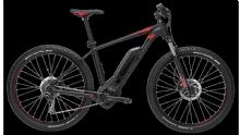 """BullsCopperhead E3 E-Bike 27,5"""" Schwarz-Rot 9-Gang Modell 2019"""