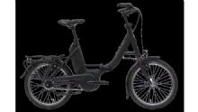 "HerculesRob Fold R8 E-Bike 20"" Schwarz 8-Gang Modell 2019"