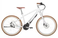 "BullsSturmvogel EVO E-Bike 26"" Weiß 8-Gang Modell 2019"