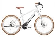"""Bulls Sturmvogel EVO E-Bike 26"""" Weiß 8-Gang Modell 2019"""