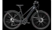 """BullsCross Rider Evo E-Bike 28"""" Schwarz-Matt 10-Gang Modell 2019"""