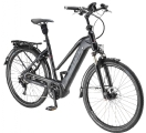 "Zemo Aktiv 10D E-Bike 28"" Schwarz 10-Gang Modell 2019"