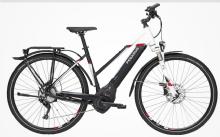 """PegasusPremio EVO 10 Cross Street Trapez E-Bike 28"""" Schwarz 10-Gang Modell 2019"""