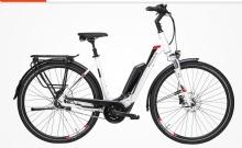 "PegasusPremio E8F Sport E-Bike 28"" Weiß 8-Gang Modell 2019"