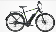 "PegasusSolero E8 Sport CX E-Bike 28"" Schwarz 8-Gang Modell 2019"