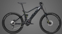 "BullsSix50 Evo AM 1 E-Bike 27,5""+ Schwarz 10-Gang Modell 2019"