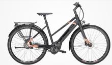 "PegasusTecaro Evo Nu-E mech. Trapez E-Bike 28"" Schwarz Modell 2018"