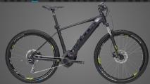 "Bulls Six50 EVO CX 1 E-Bike 27,5"" Schwarz 9-Gang Modell 2019"