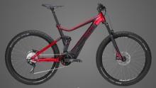 """BullsE-Core EVO TR2 27,5+ E-Bike 27,5""""+ Schwarz-Rot 10-Gang Modell 2019"""