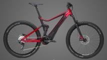 """Bulls E-Core EVO TR2 27,5+ E-Bike 27,5""""+ Schwarz-Rot 10-Gang Modell 2019"""