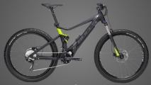 """Bulls E-Stream EVO TR 2 27,5+ GPS E-Bike 27,5""""+ Schwarz-Matt/Lime 10-Gang Modell 2019"""