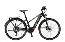 """KTMPower Sport 11+ Herren E-Bike 28"""" Schwarz-Orange 11-Gang Modell 2019"""