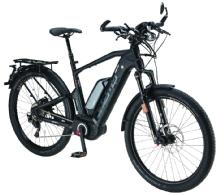 "ZemoSU-E FS 11X 45 E-Bike 28"" Schwarz 11-Gang Modell 2019"