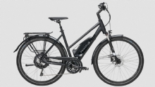 """PegasusLavida Plus E-Bike Trapez 28"""" Schwarz 30-Gang Modell 2019"""