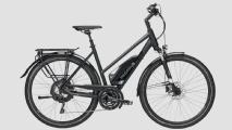 """Pegasus Lavida Plus E-Bike Trapez 28"""" Schwarz 30-Gang Modell 2019"""