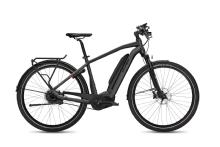 """FLYERUpstreet5 7.10 E-Bike 28"""" Herren Anthracite 10-Gang Modell 2019"""