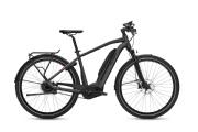 """FLYER Upstreet5 7.10 E-Bike 28"""" Herren Anthracite 10-Gang Modell 2019"""