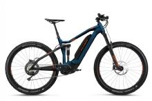 "FLYERUproc7 4.10 FS MTB E-Bike 27,5"" Blau 11-Gang Modell 2019"
