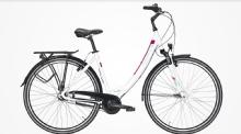 """PegasusPiazza 8 Citybike 28"""" Weiß 8-Gang Modell 2020"""