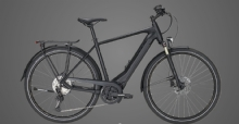 "BullsLacuba EVO Lite 12 E-Bike 28"" Schwarz-Matt 12-Gang Modell 2020"