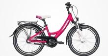 "PegasusAvanti 3 Kinderrad 20"" Pink 3-Gang Modell 2020"