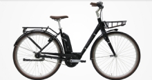 "PegasusPassion E7 R E-Bike 28"" Schwarz 7-Gang Modell 2020"