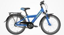 """PegasusAvanti 3 Kinderrad 20"""" Blau-Matt 3-Gang Modell 2020"""