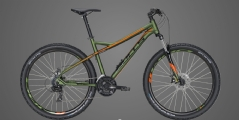 "Bulls Sharptail 1 Disc MTB 27,5"" Grün 24-Gang Modell 2020"