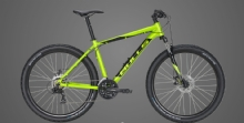"Bulls Wildtail 1 Disc MTB 27,5"" Lime 21-Gang Modell 2020"