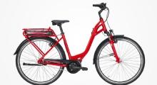 "PegasusSolero E8R E-Bike 26"" Rot 8-Gang Modell 2020"
