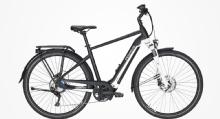 "PegasusPremio Evo 10 Lite E-Bike 28"" Schwarz-Weiß 10-Gang Modell 2020"