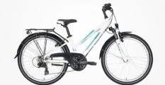 "Pegasus Avanti 18 Jugendrad 24"" Weiß 18-Gang Modell 2020"