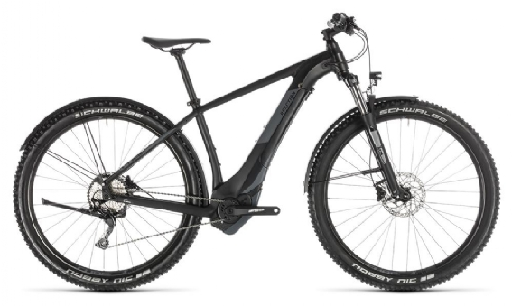 Cube - Reaction Hybrid EXC 500 Allroad 500, 29