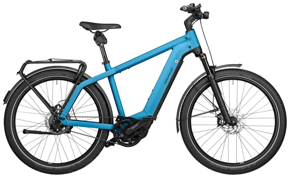 Riese und Müller Charger3 GT Rohloff