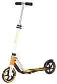 HudoraTecaro Booster 8 schwarz-gelb