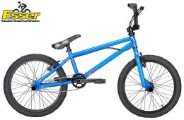 FishboneP1000 BMX blau-glänzend