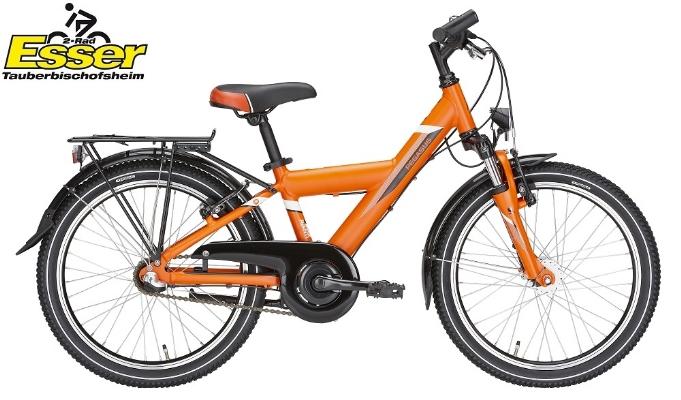 pegasus avanti sport 20 zoll orange online g nstig zum. Black Bedroom Furniture Sets. Home Design Ideas