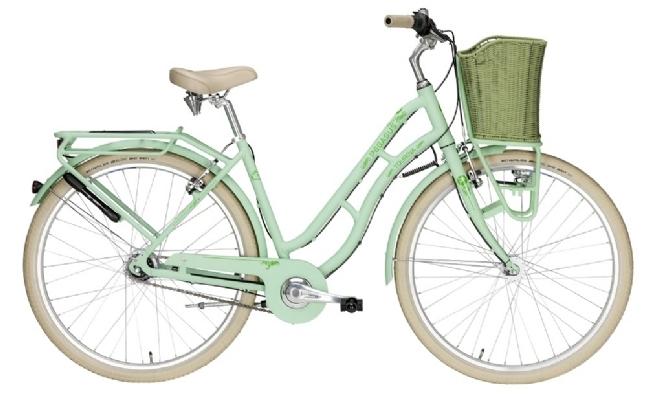 pegasus tourina gr n retro fahrrad kettenschaltung jetzt. Black Bedroom Furniture Sets. Home Design Ideas
