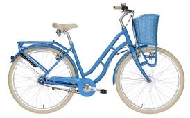 Pegasus Tourina blau Retro Fahrrad