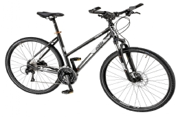 KTM Itero Cross Damenrad schwarz-matt