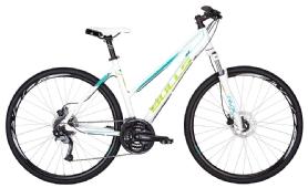 BullsCrossbike 1 Damen weiß-grün