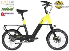 KettlerQuadriga Cityhopper FL schwarz-gelb