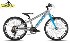 PukyS-Pro 20-7 Alu silber-matt-blau