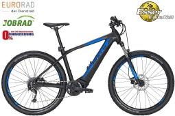 BullsCopperhead EVO 1 27,5 schwarz-matt-blau