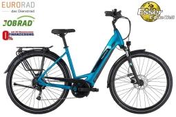 PegasusEVO CX Wave petrol-matt-blau
