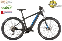 BullsCopperhead EVO 1 29 schwarz-matt-blau