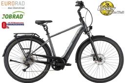Pegasus Premio EVO 10 Lite Comfort Herren schwarz-matt-chrome