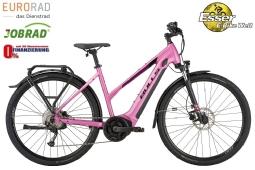 BullsCross EVO Trapez pink-matt