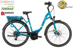 Pegasus Solero E8 Plus Wave blau-matt